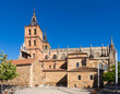Cathedral of Astorga in summer