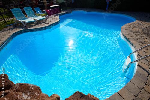 Fotografie, Obraz  Swimming pool.