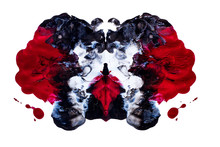 Colorful Inkblot Test