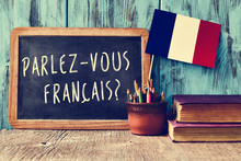 Question Parlez-vous Francais? Do You Speak French?
