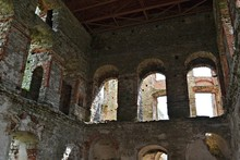 Ujazd, Zamek Krzyżtopór, Sala Balowa