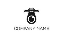 Camera Photography Logo Design...