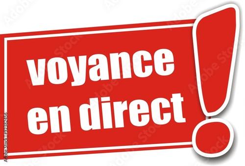 étiquette voyance en direct 28092015 Poster