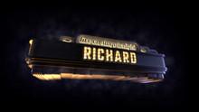 Classic Cinema Billboard Richard