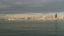 Seattle Skyline - Time Lapse