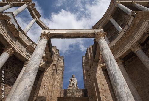 Fototapeta Conjunto arqueológico de Mérida