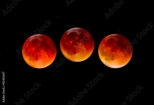 Photo Blood Moon
