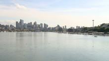 Seattle Skyline - Lake Union (...