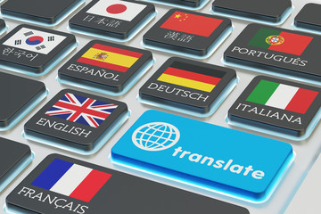 Foreign languages translati...
