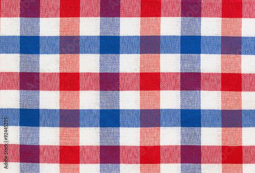 Photo Striped loincloth fabric background