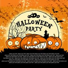 Cute Pumpkin Poster
