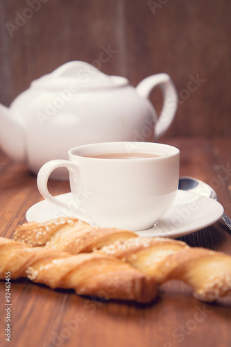 Fototapety, obrazy: cup of tea