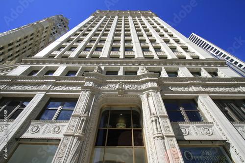Photo  Joel Oppenheimer building, chicago