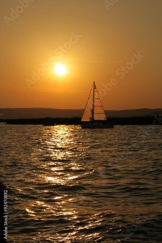 Photo  Sonnenuntergang