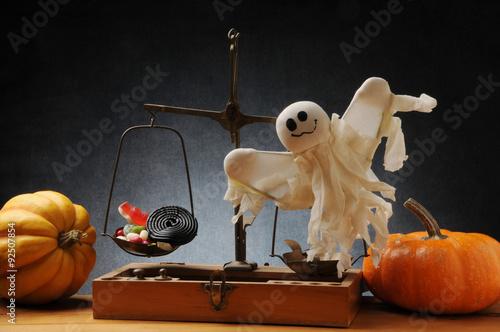 Leinwand Poster Halloween Hallowe'en AllhalloweenbAll Hallows' Eve All Saints' Eve ハロウィン 万圣夜 All