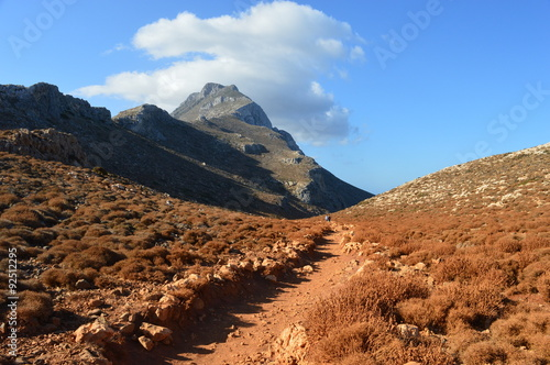 Fotografie, Obraz  Golfe de Kissamos - Crète