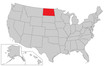 USA - North Dakota