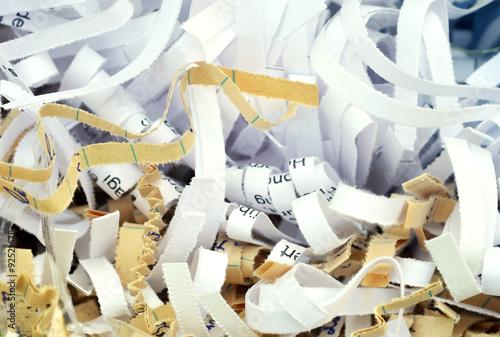 Valokuva  Reißwolf Papier Aktenvernichtung