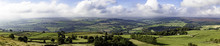 Panorama Of Yorkshire Countrys...