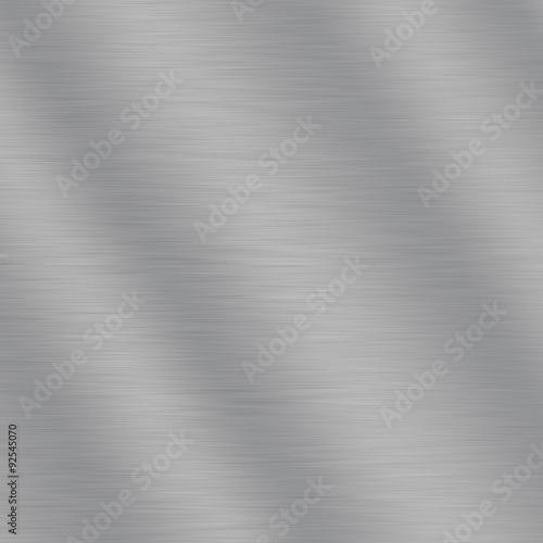 Poster de jardin Metal Metal texture