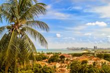 Recife And Olinda Cityscape La...