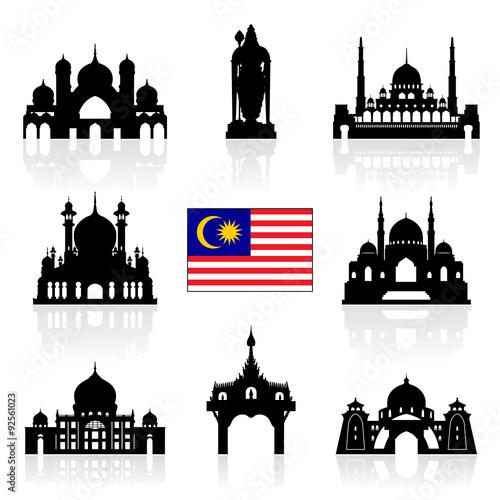 Photo  Malaysia Travel Landmarks