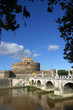 Italia,Lazio,Roma, castel Sant'Angelo.
