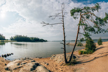 Yenisei River, Siberia