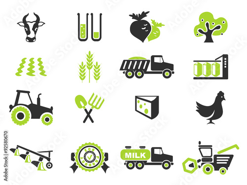 Foto  agricultural icon