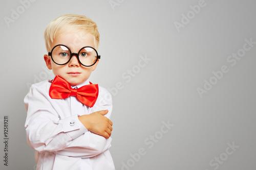 Kind als Hipster