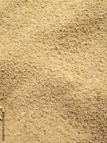 Deurstickers Droogte Sand Texture