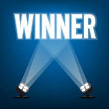 Winner Signs With Spotlight Illuminate.