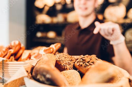 Bakery assortment