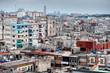 City scape of Havana capitol of Cuba