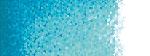 Abstrakcjonistyczny geometryczny sztandar