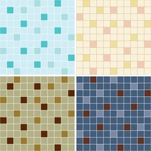 Collection Of Mosaic Tile Sea...