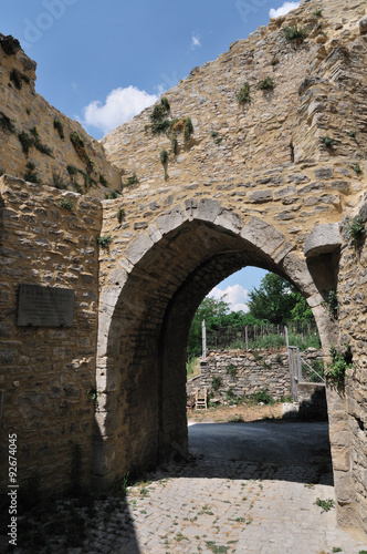Photo Agnone ( IS ), Porta Semiurna