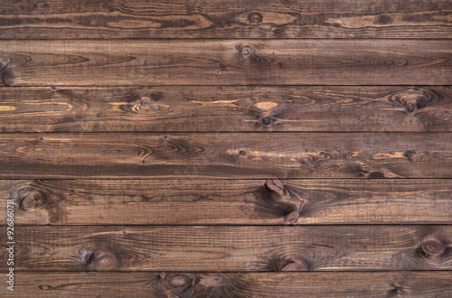 Cadres-photo bureau Bois wall of wooden planks