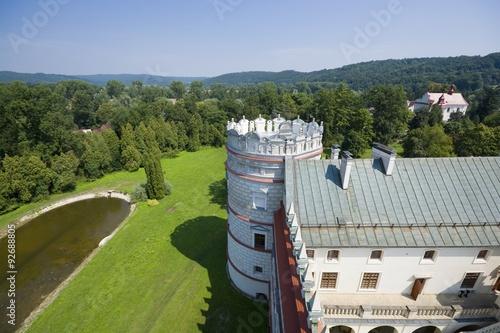 Photo  Castle in Krasiczyn