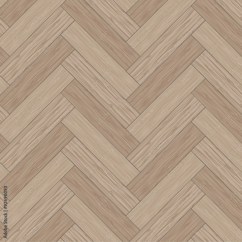 Seamless backgrounds of wooden parquet floor - obrazy, fototapety, plakaty