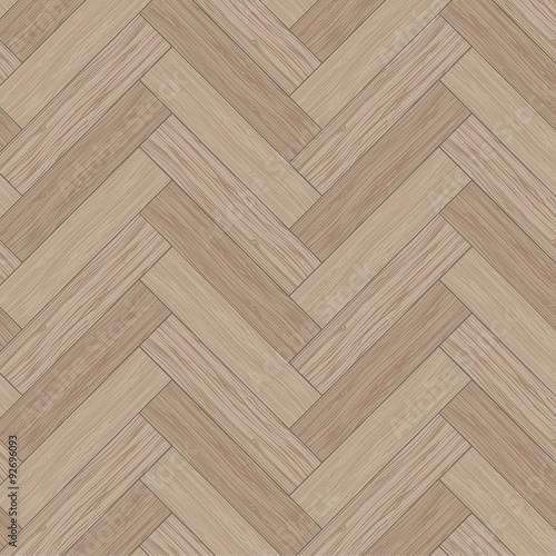 Fototapeta Seamless backgrounds of wooden parquet floor obraz na płótnie