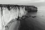 Cliffs in Etretat, Cote d'Albatre, Pays de Caux, Seine-Maritime - 92716032