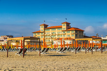 View Of Versilia Coast - Viare...