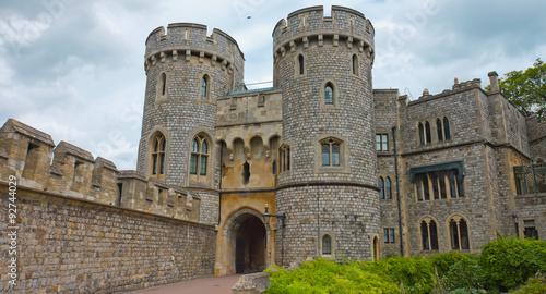 Old Castle Windsor in England - 92744029