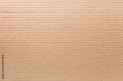 Texture of cardboard Canvas