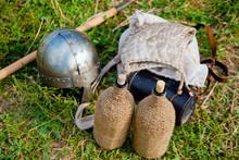 Attributes Of Medieval Warrior