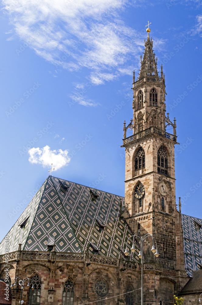 Fotografie, Obraz  Bolzano / Bozen, Itálie