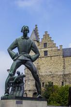 Statua Di Lange Wapper, Anver...