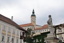 Fountain With A Sculpture Of Pomona On Mikulov Sqare