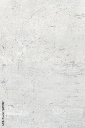 Fototapety, obrazy: Textured white grunge background